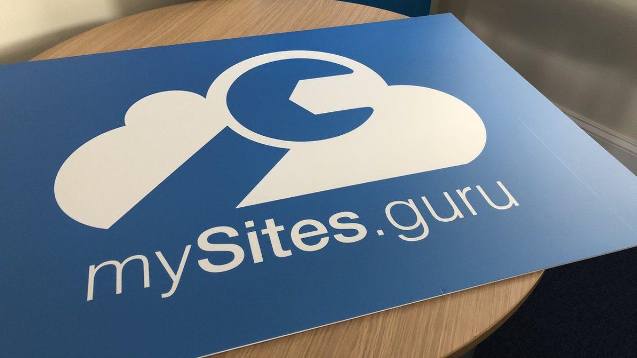 mySites Guru Logo
