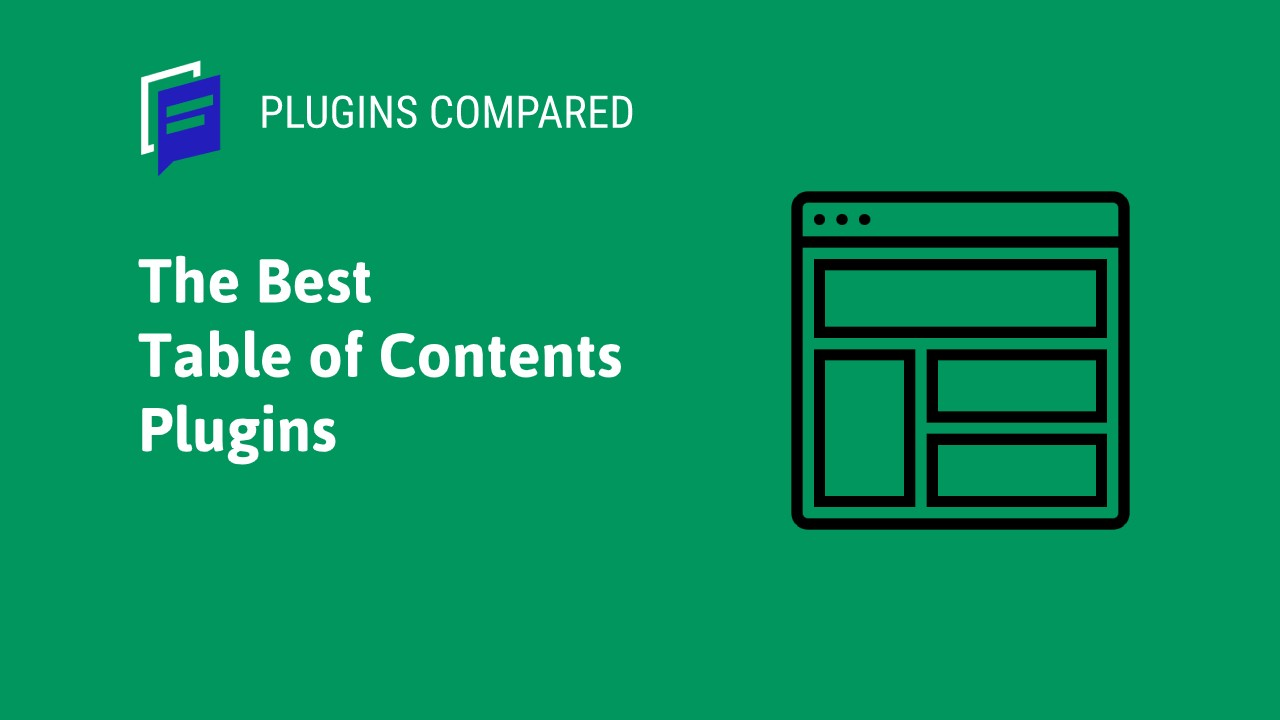 Best Table of Contents Plugins for WordPress