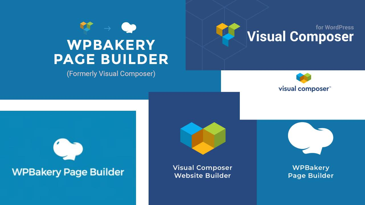 WP Bakery Visual Composer Logo Collage