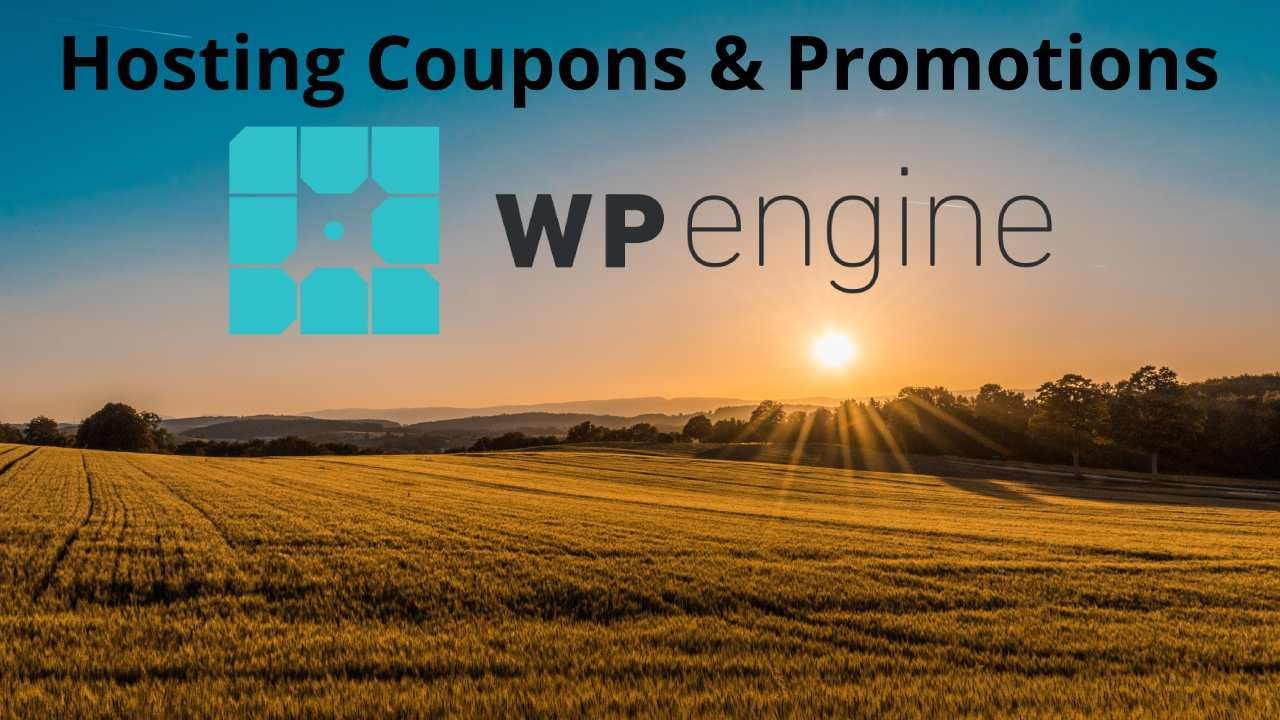WPEngine Hosting Coupons