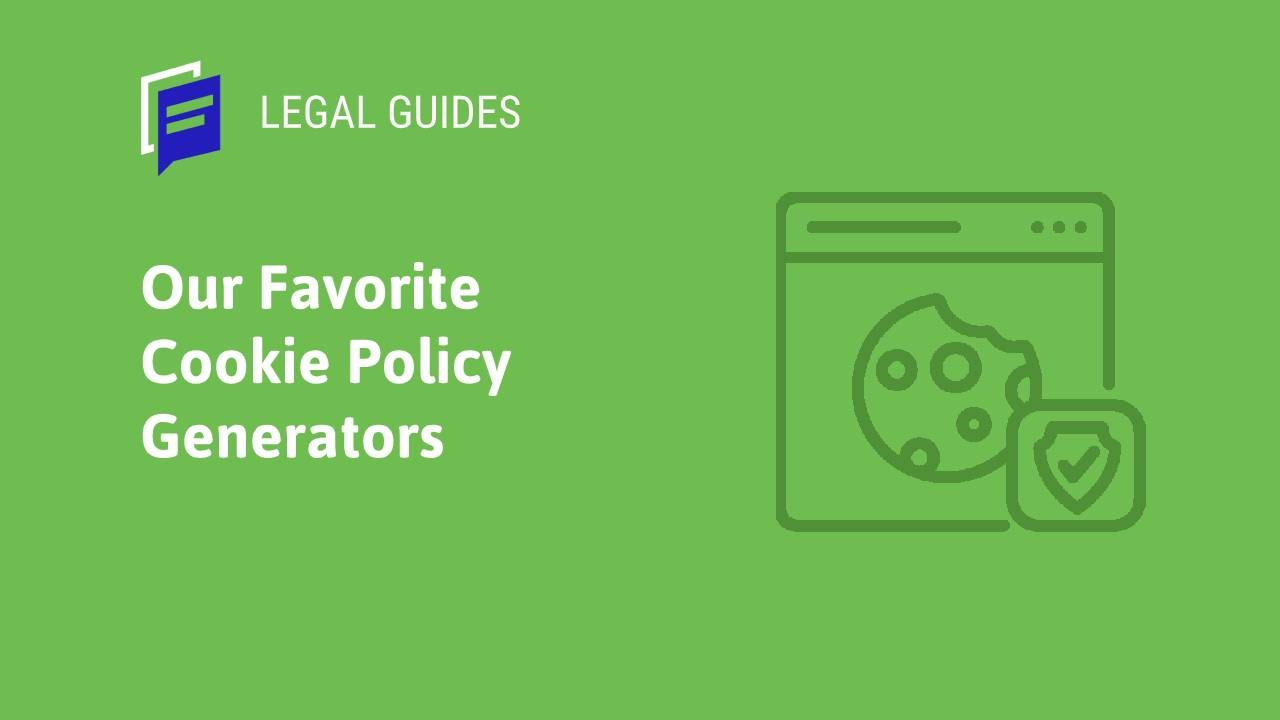 The Best Cookie Policy Generators