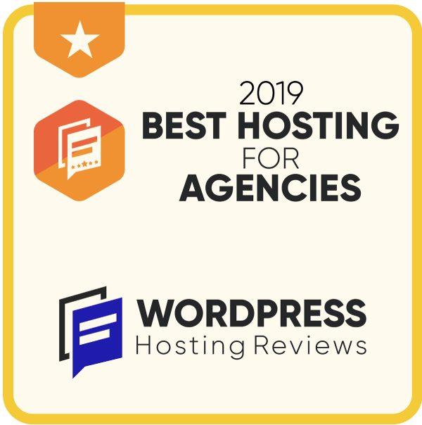 2019 Best Hosting for Agencies