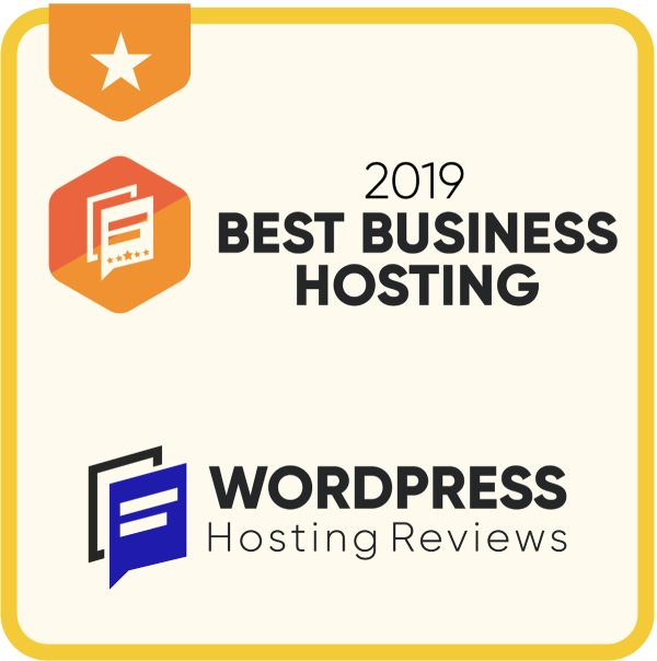 2019 Best Business Hosting