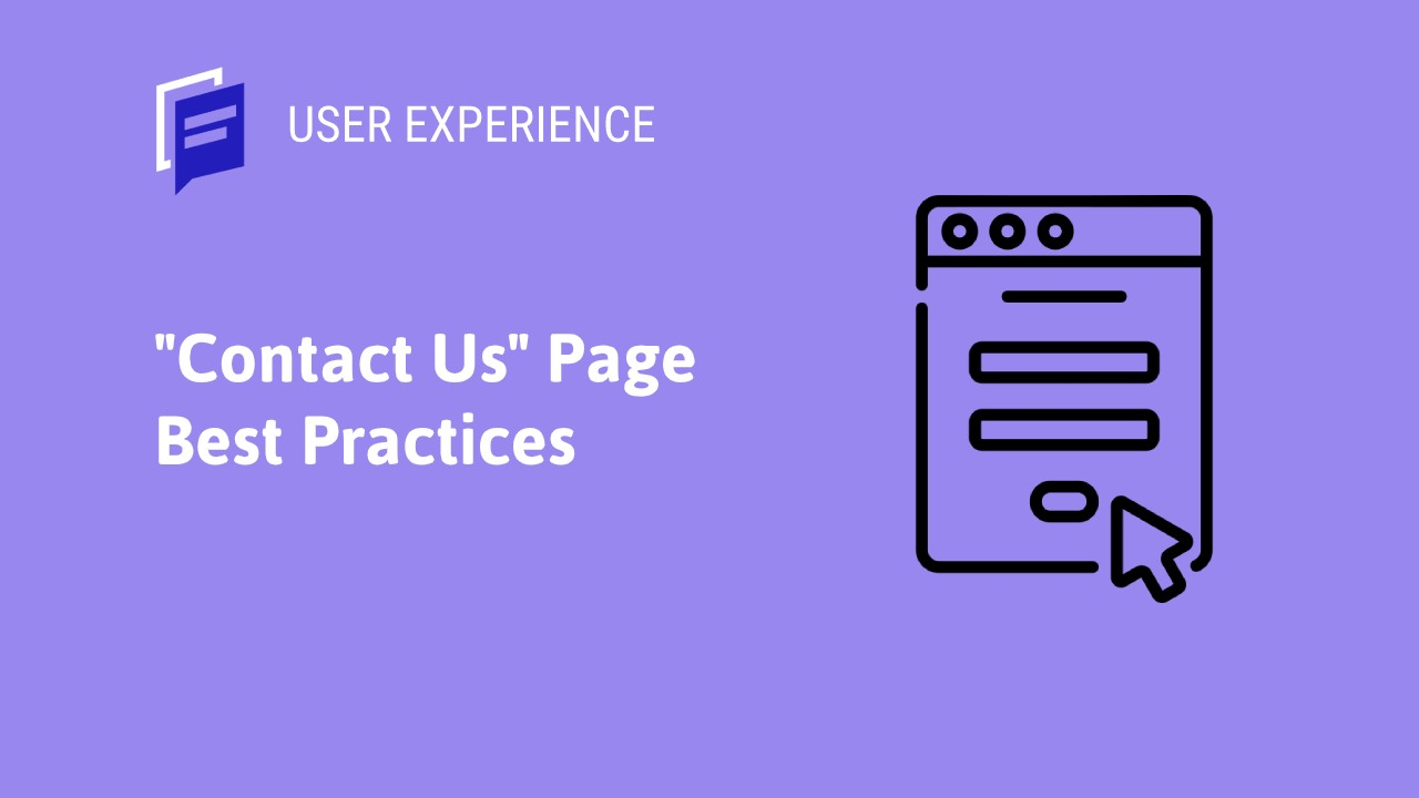 Contact Us Page Best Practices