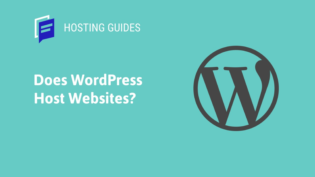 Does WordPress Host Websites?